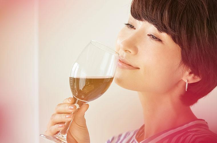 甘口ワインの誘惑